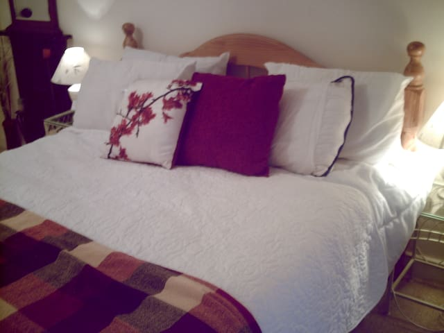 kingsize bed tipperary town/tea/coffee - South Tipperary - Sorház