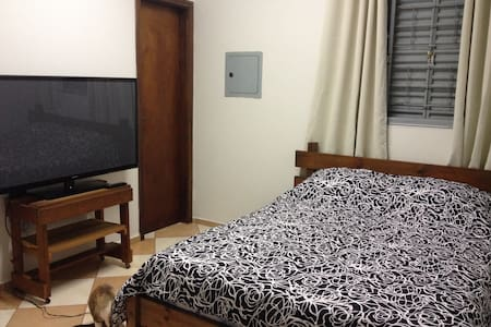 Casa mobiliada próximo à UFSCar - São Carlos - Hus