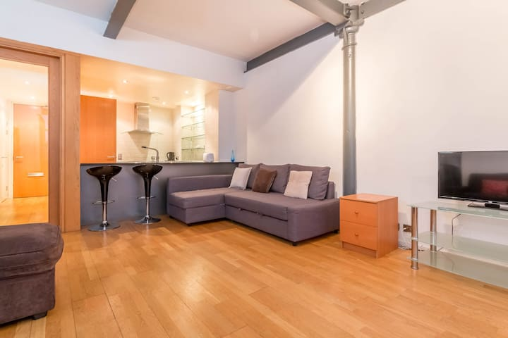 Stay City Apartment Manchester - M1 - Manchester - Appartement