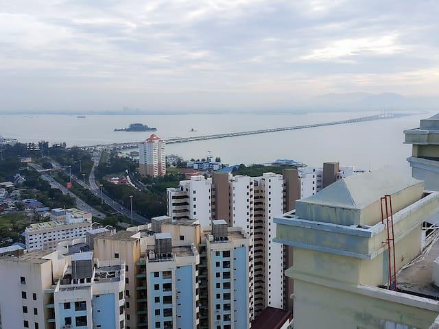 Sunrise View Condo Room 1 - Gelugor - Apartamento