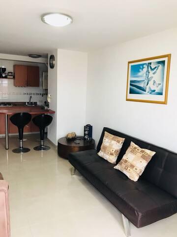 Apartamento Pinares en Pereira.