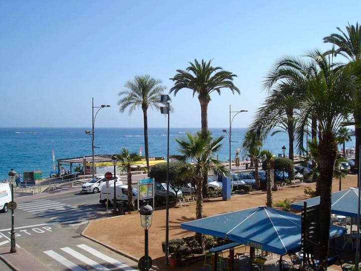 Appartment 4 persons, 20 meters from the beach