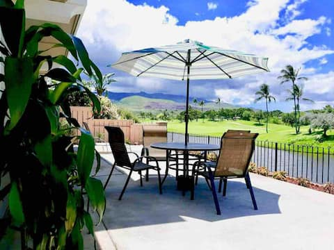 Paradise Home with Golf Course Views