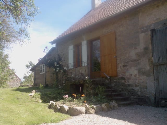 Gîte, Bazoches du Morvan, Burgundy, France - Bazoches