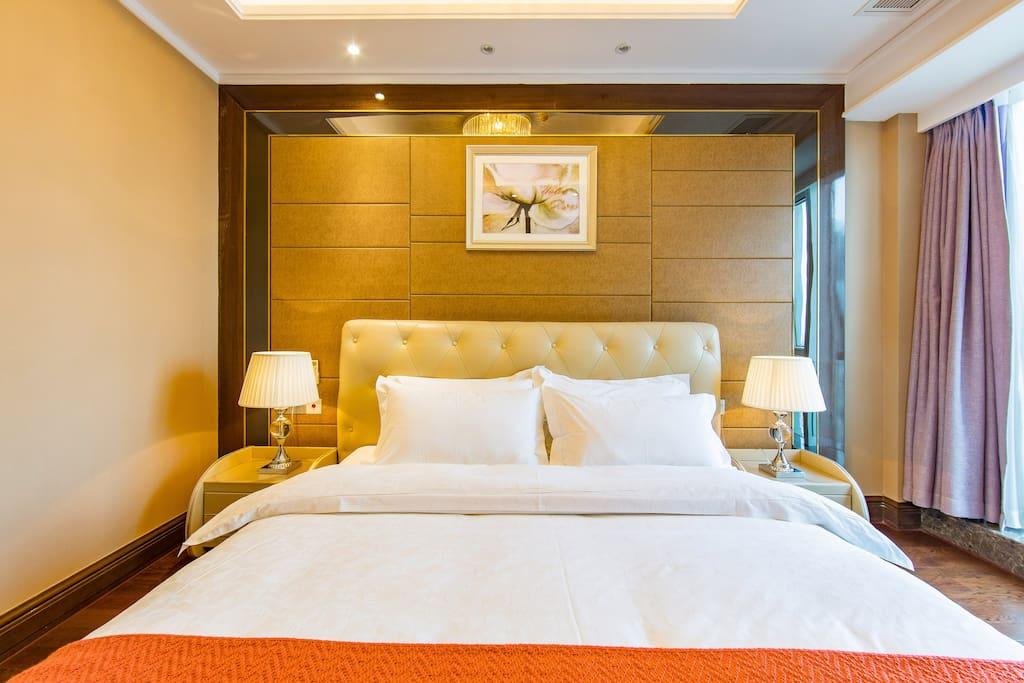 整洁舒适的卧室