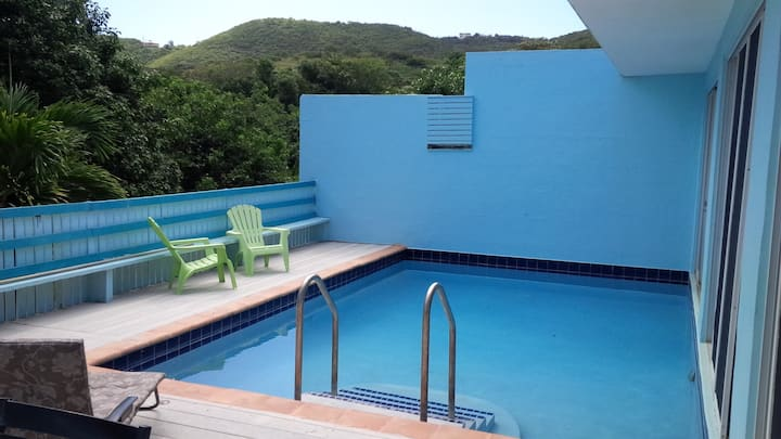 Private villa with Private pool in paradise!