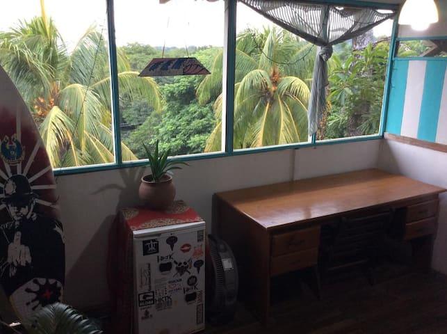Nice and clean ocean view room. - Nosara - Condo