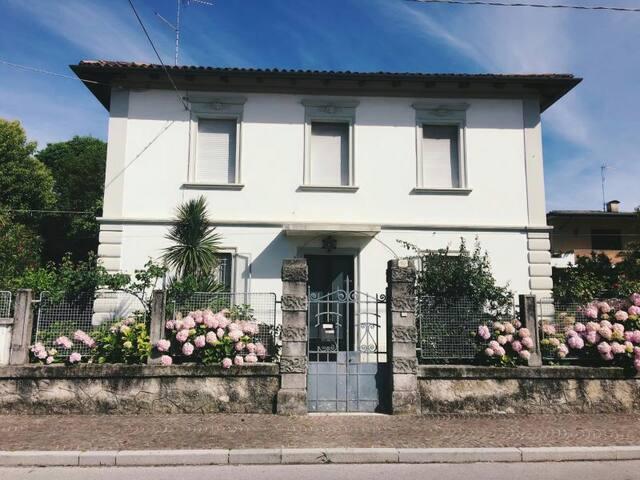 la villa grande - Udine - บ้าน