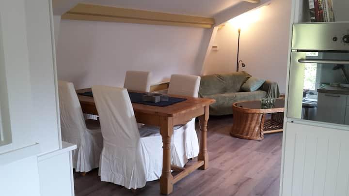 Gezellig rustig appartement buitengebied Breukelen