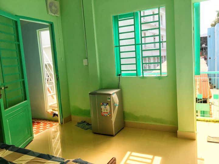 Peter's house! A threshold to Saigon culture.