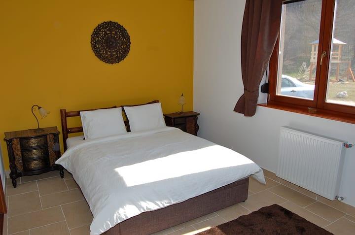 Sunflower Double Bedroom