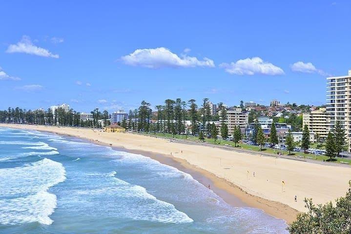 Beachside Paradise: Beach Access with Ocean Views