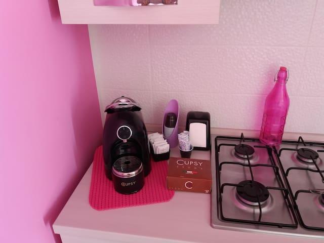 BRICIOLA'S ROOM  pink