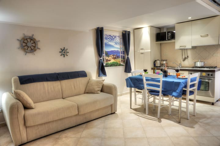 Gaeta Central Apartment Close to the Beach