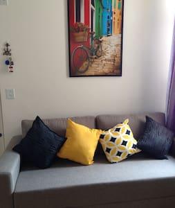 Apartamento mobiliado - Valinhos