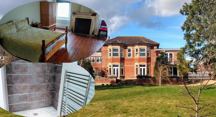 35sqm guest suite Brighton, South Downs, Hickstead