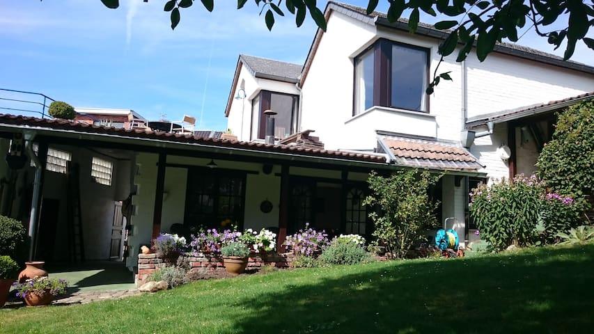 Kleines Landhaus am Dreiländereck (B), nahe Aachen - Plombières - Apartamento