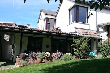 Kleines Landhaus am Dreiländereck (B), nahe Aachen - Plombières - 公寓