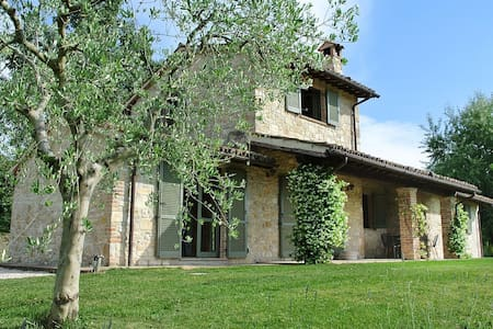 Countryside Home With Large Pool And Garden - San Terenziano