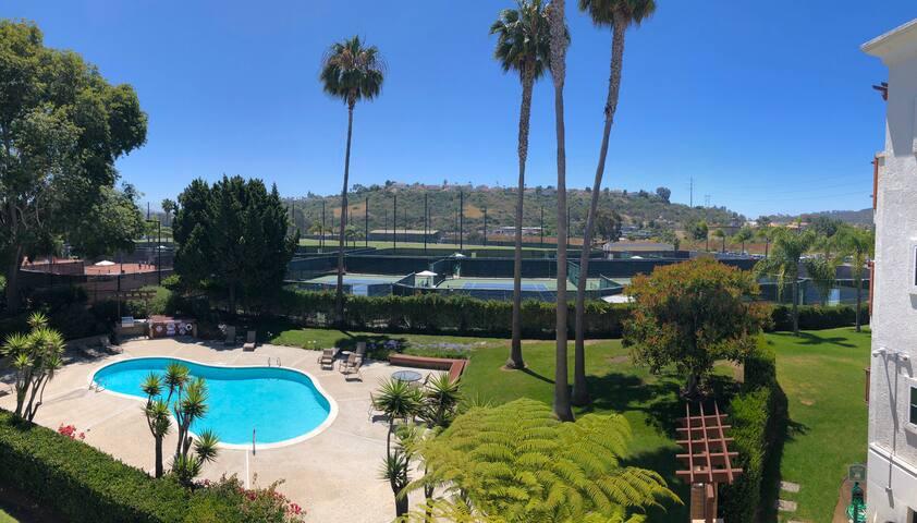 Resort Living at Peaceful La Costa Condo