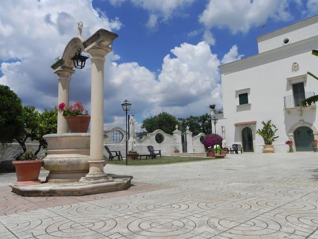 Casal Duca - Camera Romantica - Leporano - Villa