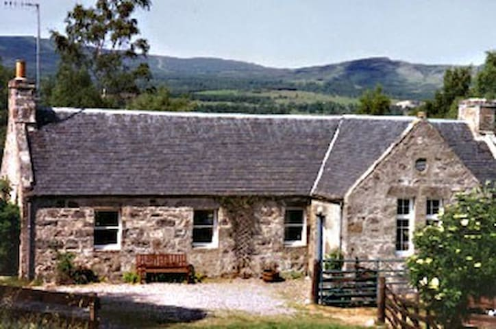 The Old School, Insh - Kingussie - House