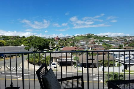 Best Value! Big 1 bed/1bath condo Remodeled&Light - Honolulu - Wohnung