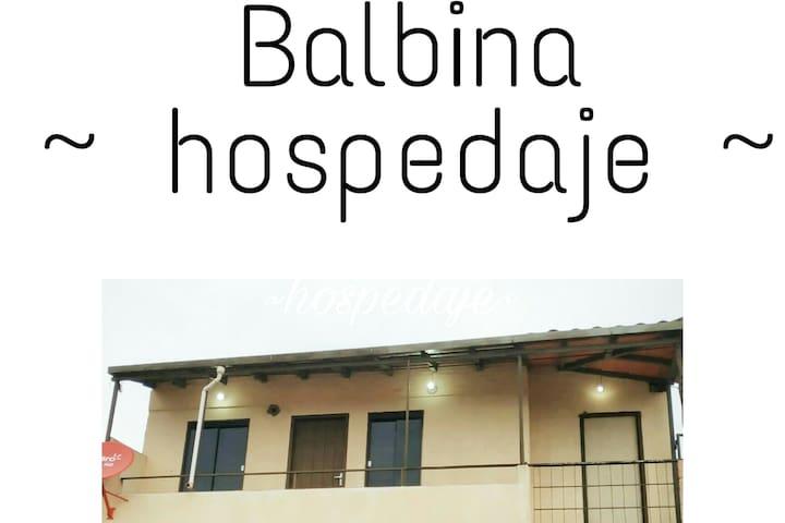 Balbina~hospedaje~