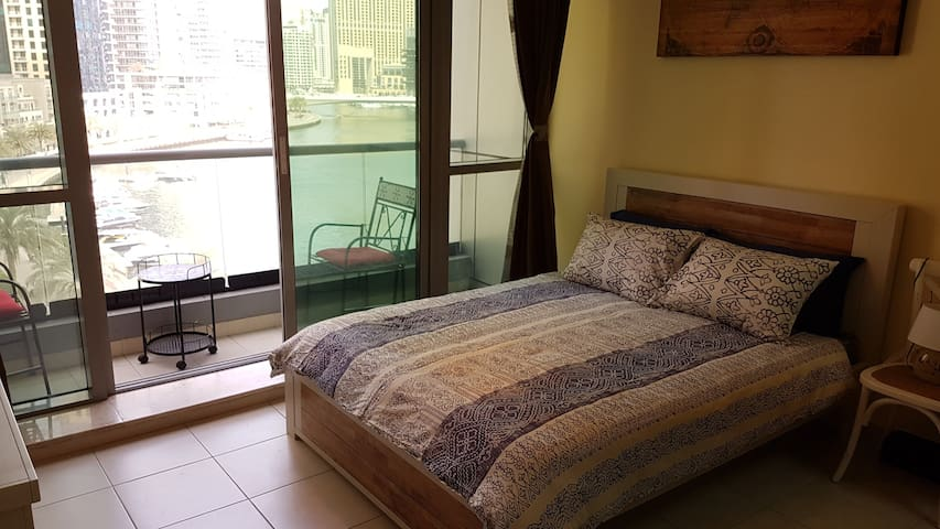 Dubai Marina Studio with stunning views - Dubai - Wohnung