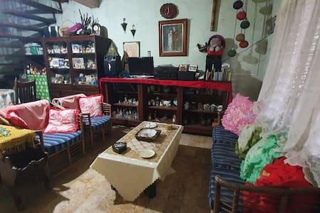 Private Room in an Ancestral House