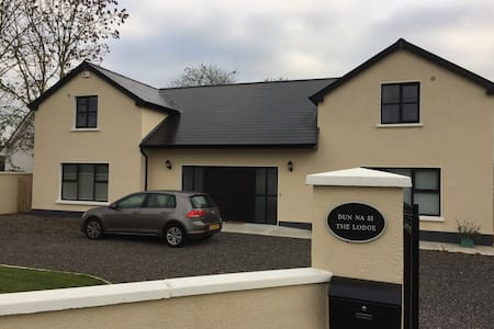 Dun na si  The Lodge  The Park Room - Moate