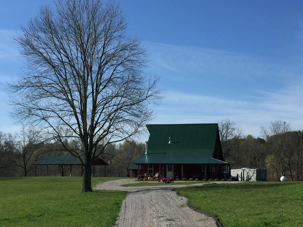 Main farmhouse
