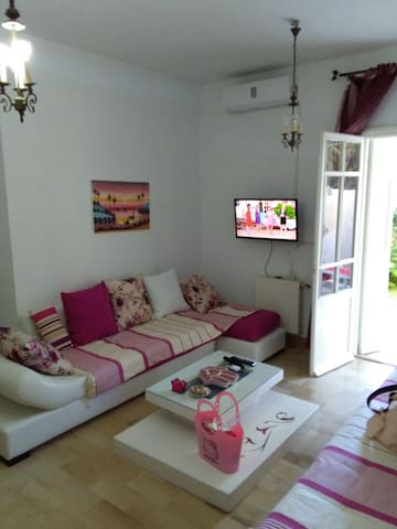 appartement s+2 à hammamet nord - Nabeul - Lägenhet