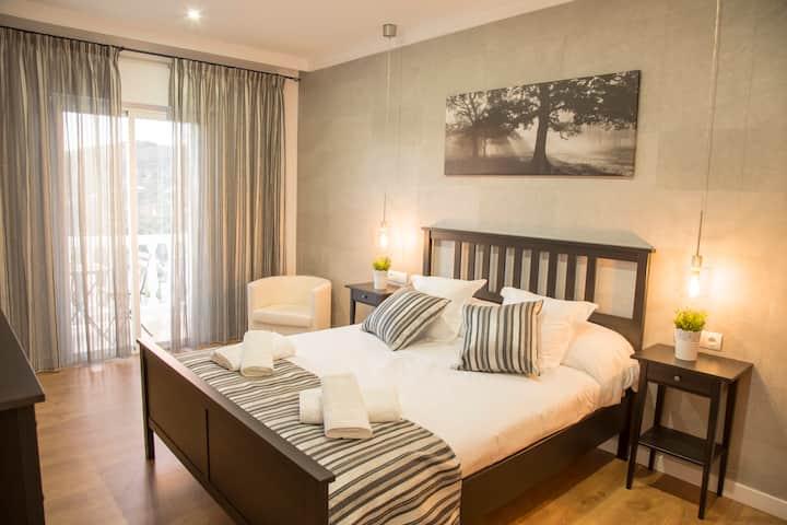 SUIT DOBLE HOTEL HR MIRADOR CANILLAS DE ALBAIDA
