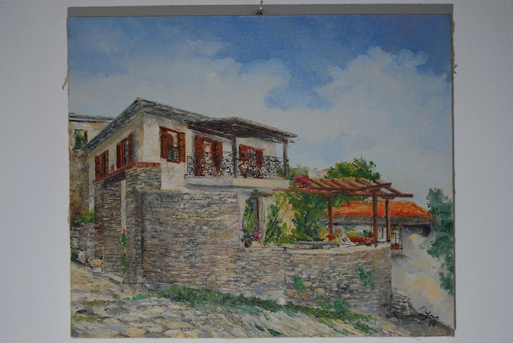 Seastone Lodge (Afissos, Pelion)