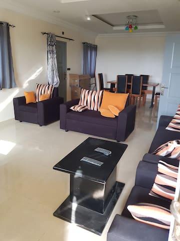 Superbe appartement pour un séjour tranquille