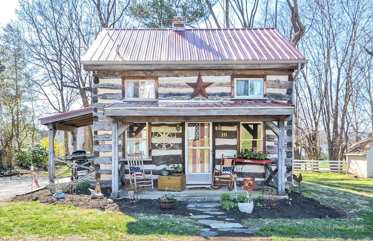 Your cabin getaway!