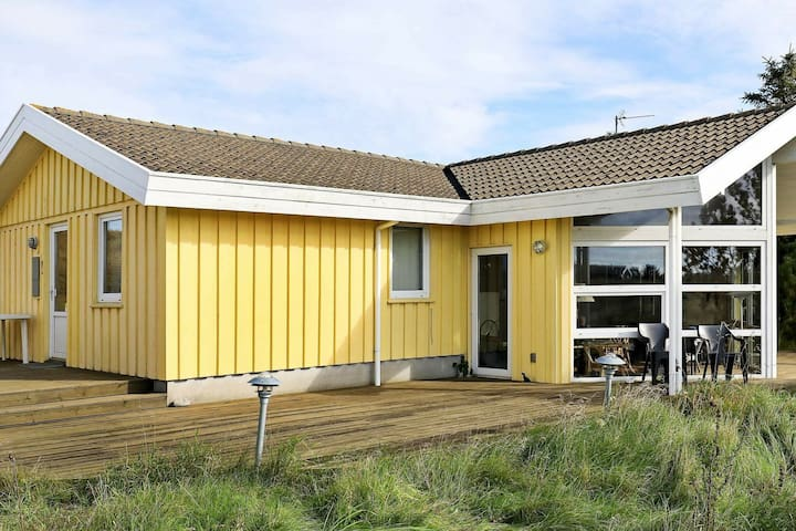 Luxurious holiday home in Bindslev with whirlpool