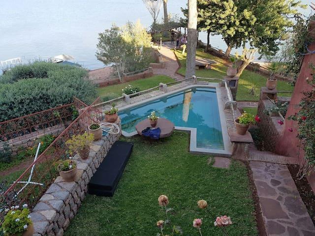 Sublime vue sur le lac !! - Bin El-Ouidane - Dom