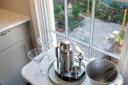 Park View - Your Retreat at Forsyth Park - Savannah - Wohnung