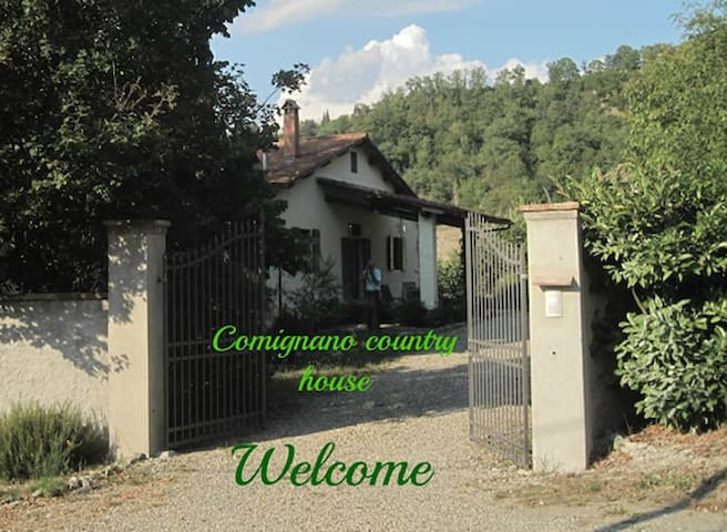 tuscany country house in Mugello