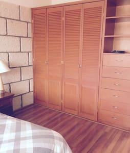 Excelente habitación para ejecutivo - Metepec