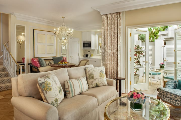 Peninsula Beverly Hills – Executive Villa Suite