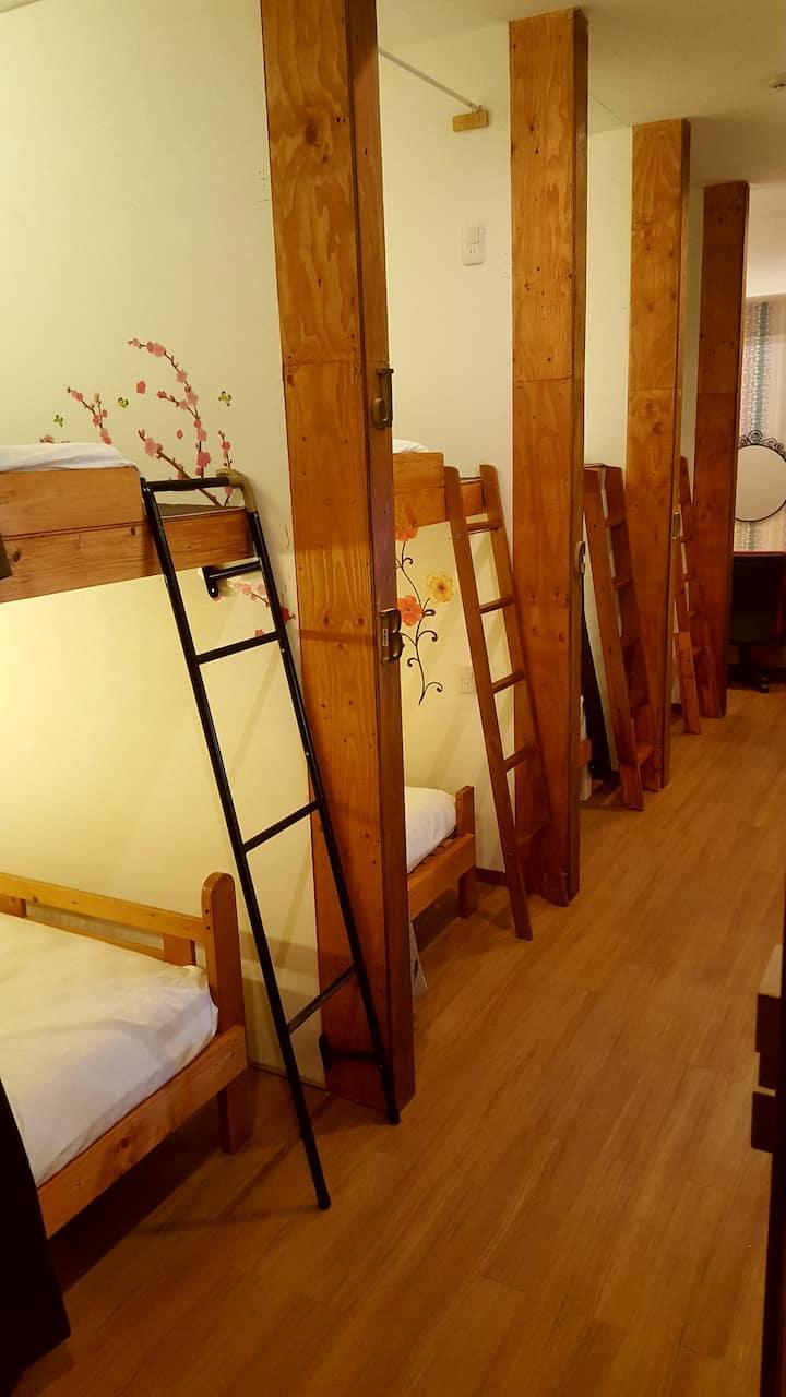 NO.W204) Female Only Dorm FROM SHINJUKU IN 7 MIN