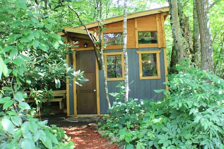 Camp Bigfun: Tiny Hideaway Cabin
