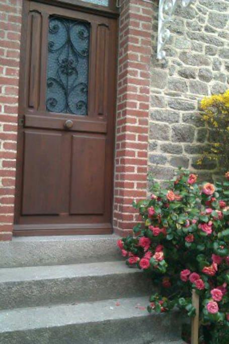 Front Doorway