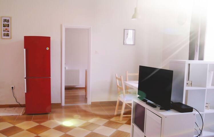 Stúdió Apartman Tiszafüred szívében