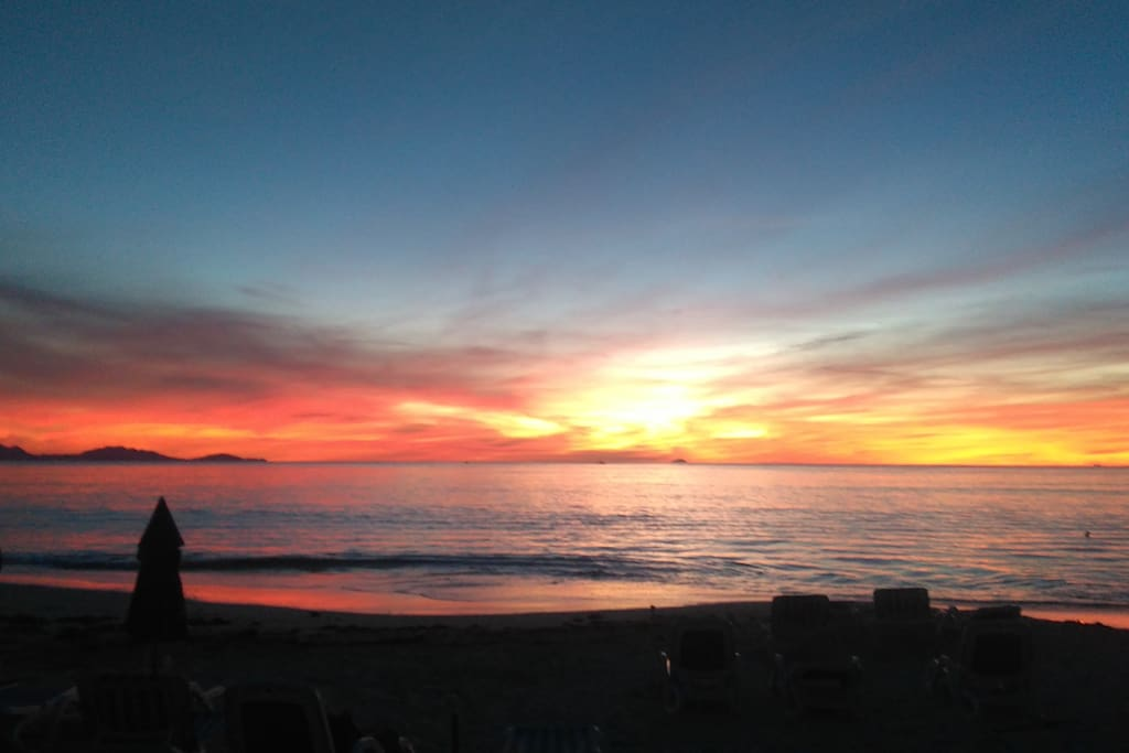 sunsets - Jolly beach