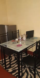 Conducive environment, spacious and friendly