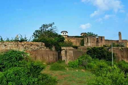 Royal Experience of staying in Samode Fort - Jaipur - Castle